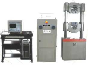 微机控制电液试验机