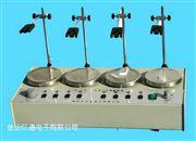 JJ-4多头磁力加热搅拌器