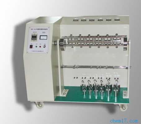 考核电源插头端子接线的耐弯曲