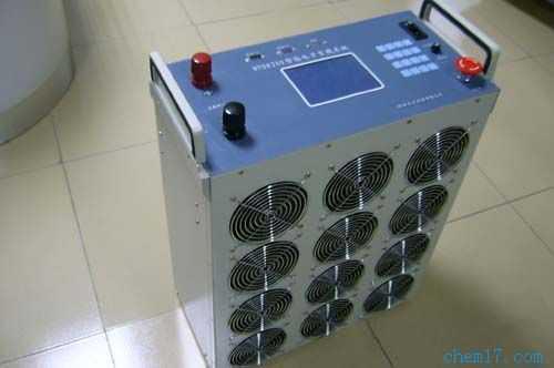 独立完成蓄电池深度恒流放电; 2.
