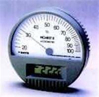 日本SATO佐藤 7542-00高级湿度计附数显温度计