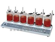 HJ-6B多頭控溫磁力攪拌器