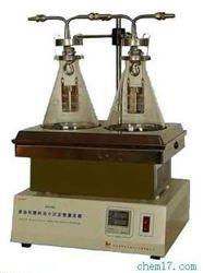 JSR3002原油和燃料油中沉淀物测定器燃油测定器