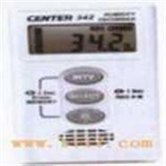 台湾群特CENTER342温湿度记录仪