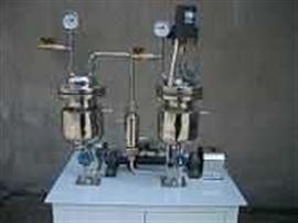 小型纤维实验设备  溶解釜  计量泵