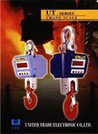 UT-A-006/010/015/025/030/050/075/100/150电子吊钩秤