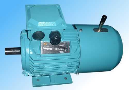 电磁调速电机接线盒5线接线图