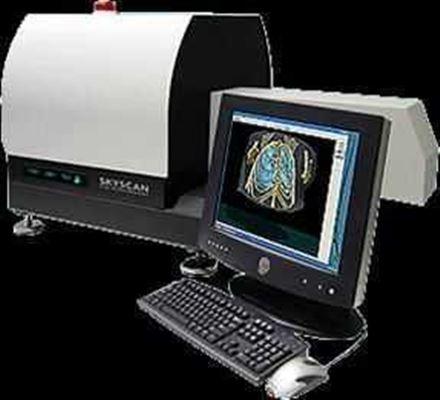 高分辨率的Skyscan Micro-CT