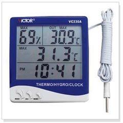 VC230A数字温湿度表