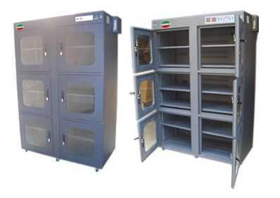 恒温恒湿存储柜