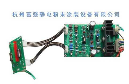 套 喷塑设备涂装设备静电发生器喷枪喷涂机喷塑机喷粉