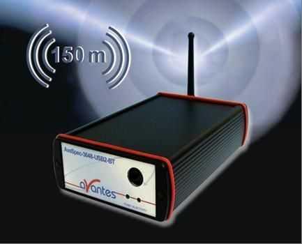 蓝牙无线传输型光纤光谱仪