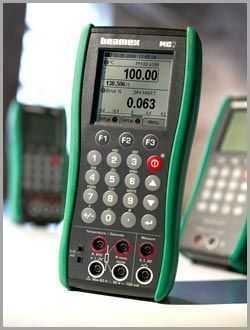 芬兰贝美克斯Beamex MC2-TE/PE/MF便携式压力校验仪