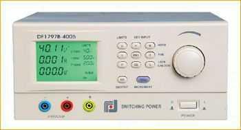 DF1797B-2010/4005/8003直流电源