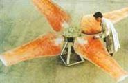 4.7米冷却塔风机厂内检验