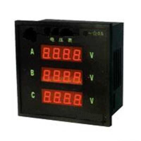 te-se 三相电流电压表