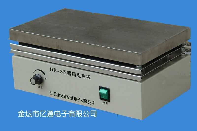数显恒温不锈钢电热板