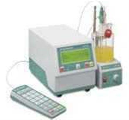 实用型库仑法卡氏水份测定仪