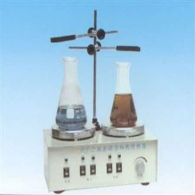CJJ-931 HJ-2双联磁力加热搅拌器