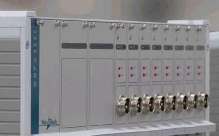 wmpg5000型 多通道恒电位仪