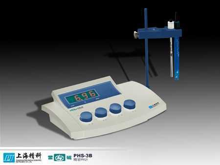 PHS-3B型PHS-3B型精密pH计