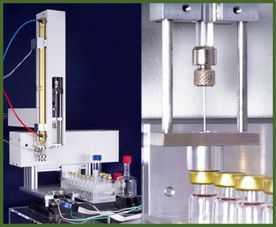 HT-Concept GCHT-Concept GC自动顶空进样器/自动固相微萃取