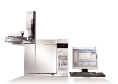 Agilent 7890AAgilent 7890A 网络化气相色谱仪
