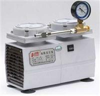 正负压两用型隔膜真空泵 真空泵空压机2用泵 正负压2用泵 价格 报价