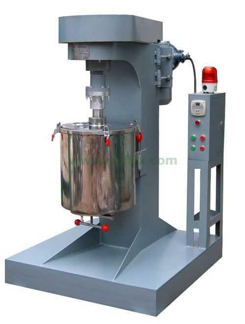 axt型-立式球磨机_搅拌球磨机 搅拌磨,粉体机械 粉体图片