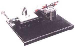YG231型纤维切断器(30、40mm)