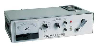 YG321型纤维比电阻仪