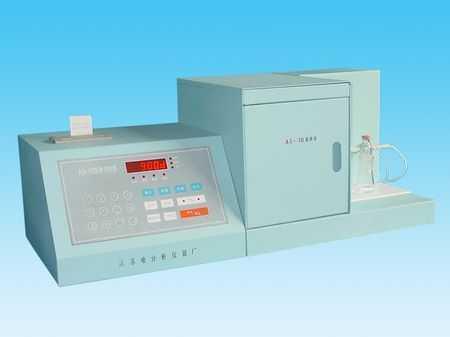AS-10型微机砷测定仪