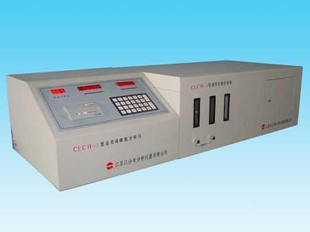 CLCH-1全自動碳氫分析儀