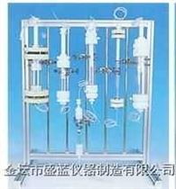 A-4中壓水冷夾套層析柱(帶轉換接頭)