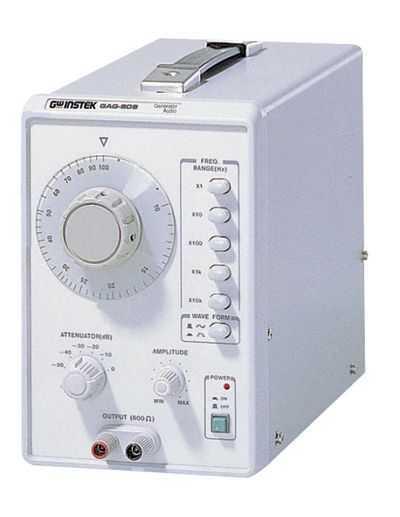 音频信号产生器