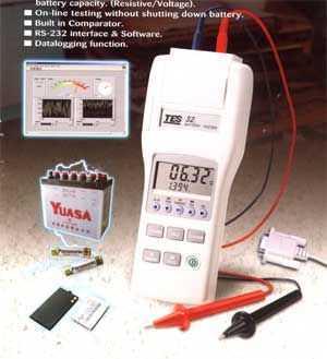电池测试器