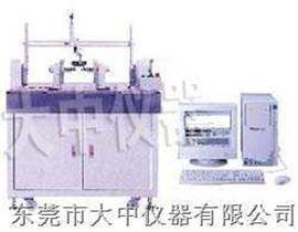 电脑控制系统液晶屏幕双转轴双扭力试验机