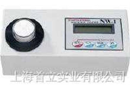台式色度计 NW-1型