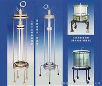 中压特大玻璃层析柱(带转换接头)生化用 价格 参数 详细资料 规格 图片 玻璃