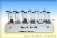 HJ-6 多头磁力加热搅拌器
