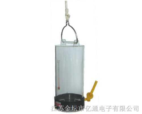 桶式水质采样器