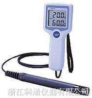 日本SATO佐藤SK-110TRHⅡ数显温湿度计自记温湿度记录仪