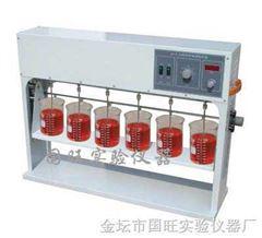 JJ-4六联电动搅拌器