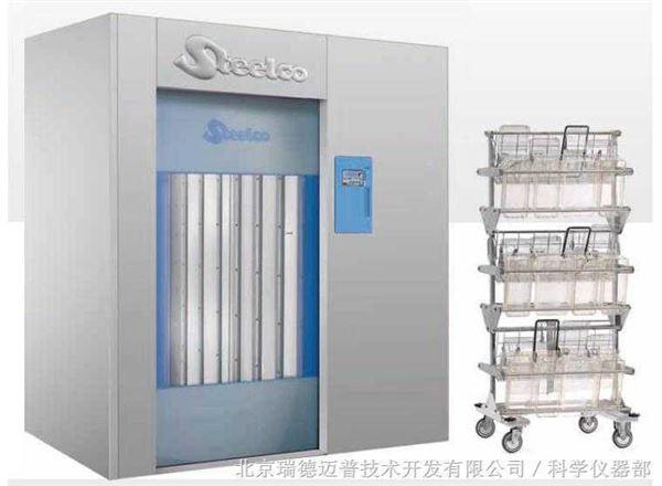 意大利steelco公司实验动物笼具笼架清洗消毒机Cage & Rack WASHER