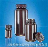 2106-0001系列美国Nalgene塑料HDPE琥珀色广口瓶