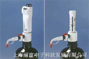 BRAND数字可调式瓶口分配器Dispensette III