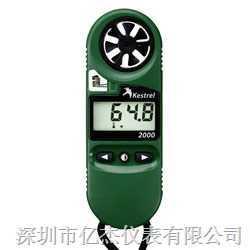 Kestrel®2000手持风速测量计