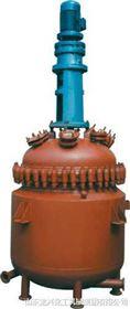 电加热搪玻璃反应罐