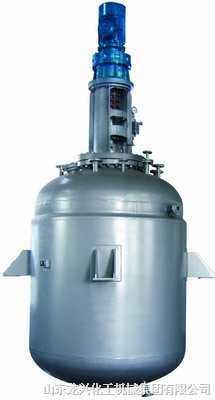 蒸汽加热反应釜