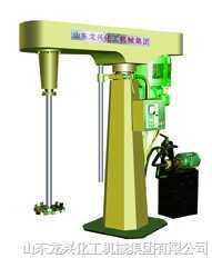 新型液压升降高速分散机